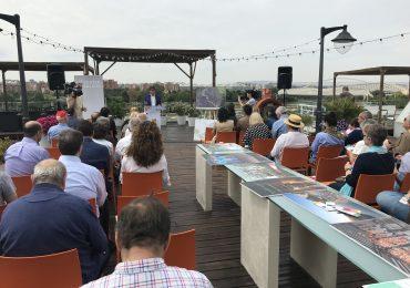 """Elena Allué presenta """"el proyecto transformador del PAR para la Zaragoza inacabada"""""""