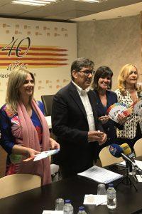 El PAR presenta un programa electoral «ilusionante para resetear y recuperar una Zaragoza a todo color»