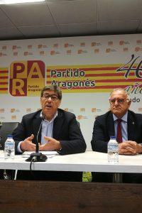 Aragón 2019 es un programa dirigido a  reactivar la economía, revertir la despoblación  y mejorar la calidad de vida