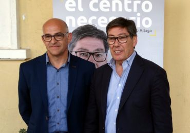 Francisco Villellas y Arturo Aliaga