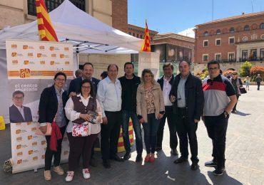 """Julio Esteban: """"Hemos hecho una campaña tranquila, con respeto, sin crispación y con limpieza política"""""""