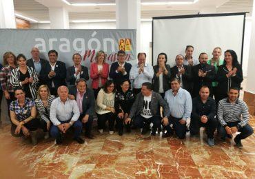 """Arturo Aliaga: """"El Partido Aragonés puede presentar muy buenas credenciales de lo que ha hecho en Teruel cuando ha gobernado"""""""