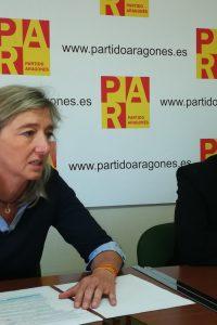 El Partido Aragonés aboga por medidas fiscales que permitan paliar los problemas más graves de la provincia