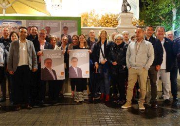 La campaña del PAR arranca con fuerza en el Alto Aragón y Huesca