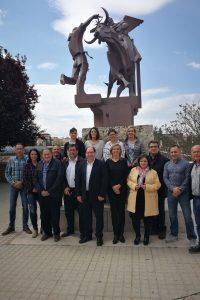 El Partido Aragonés presenta una lista municipal joven, renovada, leal y  comprometida con la ciudad