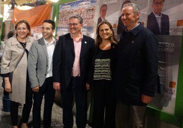 Las candidaturas a Cortes y al Ayuntamiento de Huesca comenzando la campaña