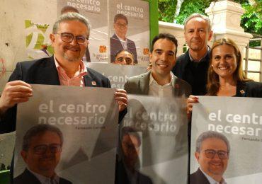 Los primeros candidatos PAR a las Cortes y al Ayuntamiento de Huesca inician campaña