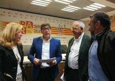 El Partido Aragonés exige garantizar el apoyo a los agricultores profesionales en la nueva PAC