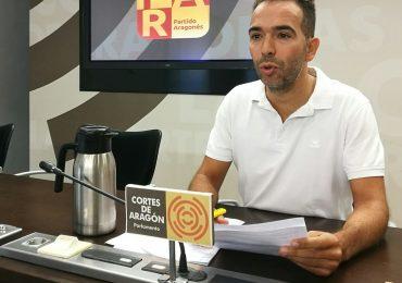 Guerrero (PAR) aplaude el avance para la construcción de la variante de Sabiñánigo y rechaza más retrasos