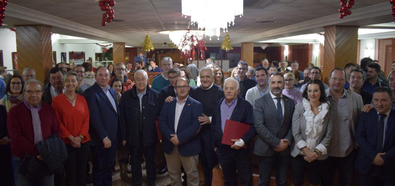 """Arturo Aliaga se compromete en Mora de Rubielos a """"seguir liderando el PAR"""""""