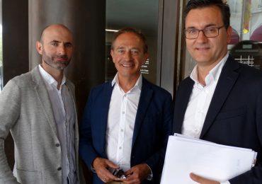 El PAR defiende en la DPH la colaboración entre Aragón y Cataluña para la atención sanitaria a los aragoneses de la zona oriental