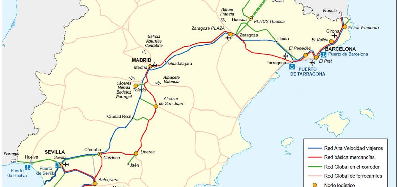 El PAR de la DPH reivindica el impulso a las comunicaciones por el Pirineo central con la TCP, el Canfranc y los pasos por carretera