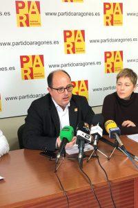 El PAR reclama desbloquear 137 millones de euros de entidades locales turolenses que están en los bancos y la ley no permite gastar