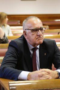 Clemente Sánchez-Garnica pide que se restablezcan en su totalidad los servicios ferroviarios que comunican Zaragoza con Barcelona y con Lérida