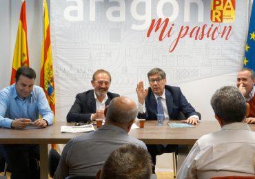 Encuentro Huesca-Hoya Arturo Aliaga 10-03-20