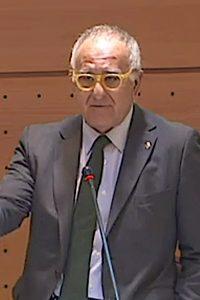 El Partido Aragonés reclama en el Senado convertir Zaragoza en centro neurálgico del transporte intermodal con Europa