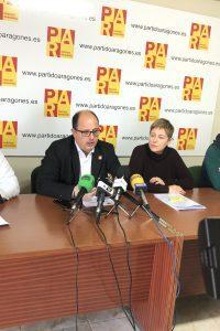El PAR no permitirá que el Gobierno expropie los ahorros de los ayuntamientos para pagar las obligaciones del Estado