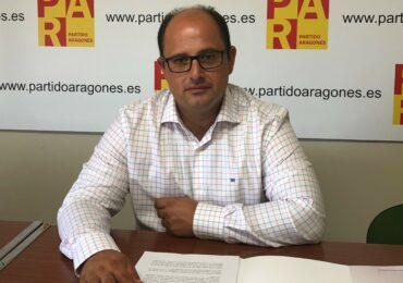 """Aberto Izquierdo: """"El registro obligatorio en Galicia es insolidario hacia los aragoneses"""""""