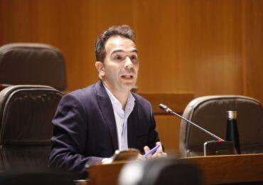 Jesús Guerrero pide al Gobierno de España que envíe a Aragón las vacunas que le correspondan y evite criterios injustos en la distribución