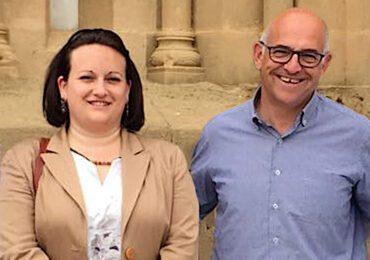Los grupos del PAR en Sariñena y Tardienta reclaman a Renfe que recupere el tercer servicio ferroviario anulado por la pandemia