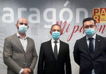 El PAR plantea a la DPH reclamar una reforma de la PAC con garantía de futuro para el Alto Aragón