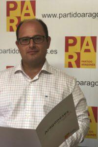 """El PAR reprocha a Teruel Existe """"buscar el titular y la foto"""" y generar una polémica con las ayudas europeas"""