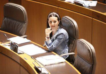Esther Peirat dice que el FITE de 2020 supone un gran empujón para el desarrollo de Teruel en un año marcado por la pandemia