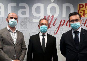 El Grupo del Partido Aragonés en la DPH plantea declarar zona catastrófica a los valles afectados por el cierre del turismo de nieve