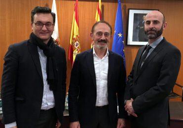 El Partido Aragonés apoya las reivindicaciones de los municipios con centrales hidroeléctricas
