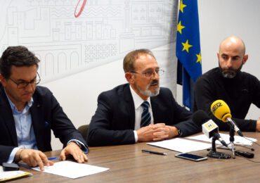 El PAR pide la participación de los ayuntamientos en los fondos europeos de recuperación y ampliar el plazo para ejecutar los remanentes municipales