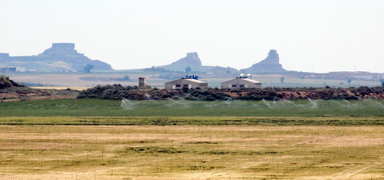El Partido Aragonés plantea un pronunciamiento rotundo de la DPH ante la intención de crear un Parque Nacional en Los Monegros