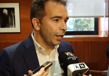 """Jesús Guerrero: """"Sánchez demostraría su voluntad política con Aragón desbloqueando los trazados de autovías comprometidos"""""""