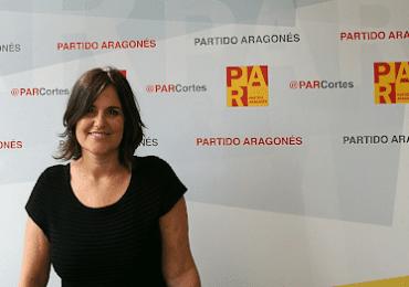 Elena Allué se presenta a la Presidencia del Partido Aragonés como integrante de un equipo aragonesista amplio, plural, renovador y participativo